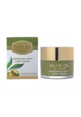 Ночной крем для нормальной и склонной к жирности кожи Olive Oil of Greece