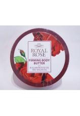Подтягивающее масло для тела Royal Rose of Bulgaria