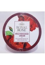 Массажный крем смягчающий Royal Rose of Bulgaria