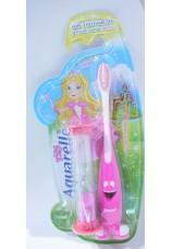 Зубная щетка с песочными часами для детей