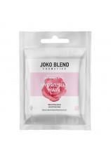 Маска гидрогелевая Bourbon Rose Joko Blend для лица