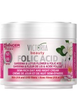 Крем для лица Gardenia & Lotus Flower & Folic Acid 50-65
