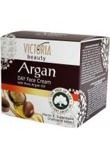 Дневной крем с чистым аргановым маслом