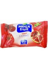 Мыло Megafruit – красный коктейль