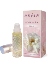 Безалкогольный парфум (без спирта) «Роза Альба»