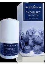 «Йогурт и ягоды бузины» -Дезодорант для тела