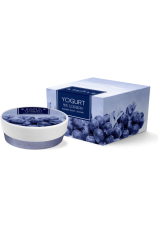Скраб для тела Yogurt and Elderberry cахарный