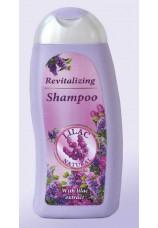 Восстанавливающий шампунь с екстрактом сирени и ароматерапевтическим  эффектом