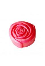 Натуральное мыло ручной работы Цветок розы