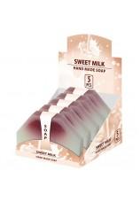 Натуральное мыло ручной работы Сладкое молоко NEW