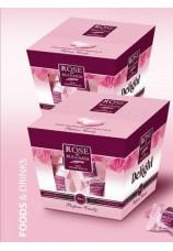 ROSE OF BULGARIA – Delight Конфеты с розовым маслом