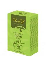 Смягчающее мыло, обогащенное растительным глицерином Olive Oil